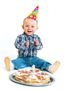 child first birthday
