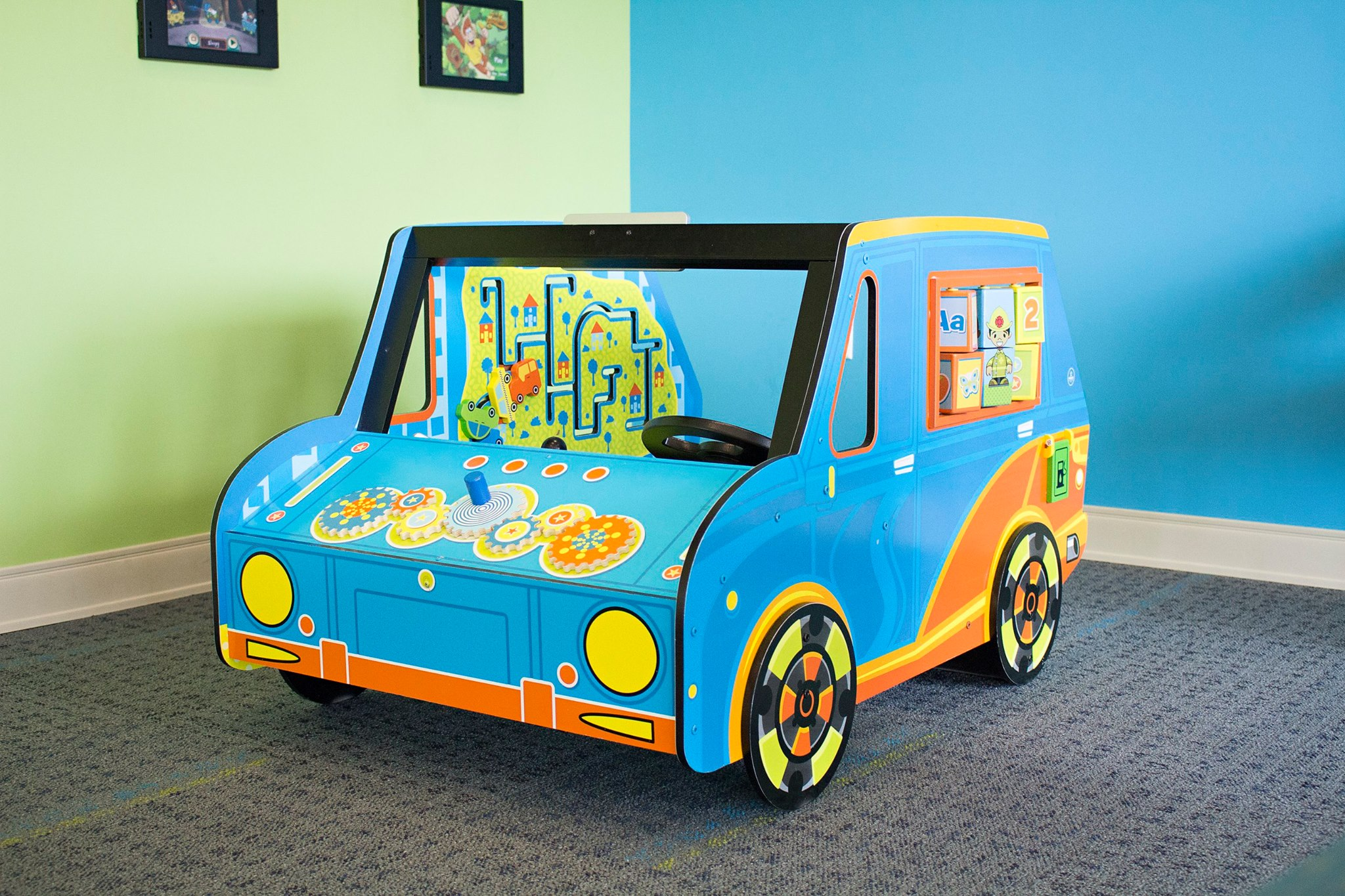 Car VIlla Rica Pediatric Dentist