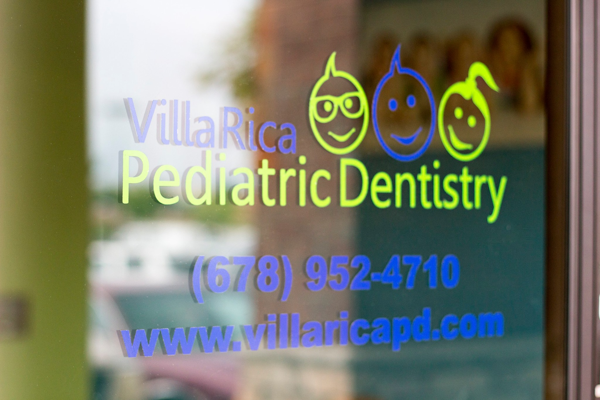 Door VIlla Rica Pediatric Dentist