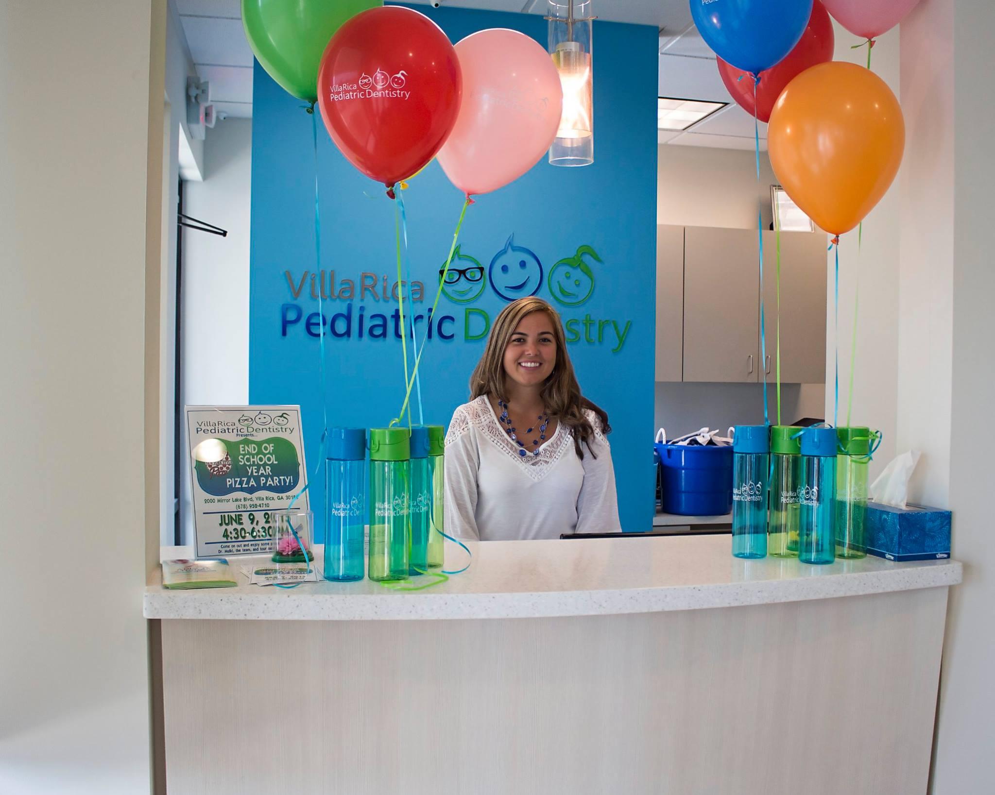 Heather2 VIlla Rica Pediatric Dentist